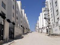 واحدهای مسکن مهر بدون آسانسور تحویل داده شد! +عکس