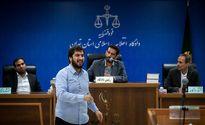 دومین جلسه محاکمه هادی رضوی +تصاویر