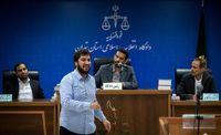 چهارمین جلسه دادگاه محمدهادی رضوی آغاز شد