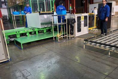 خط تولید کارخانه سامسونگ به روایت دوربین اقتصاد آنلاین