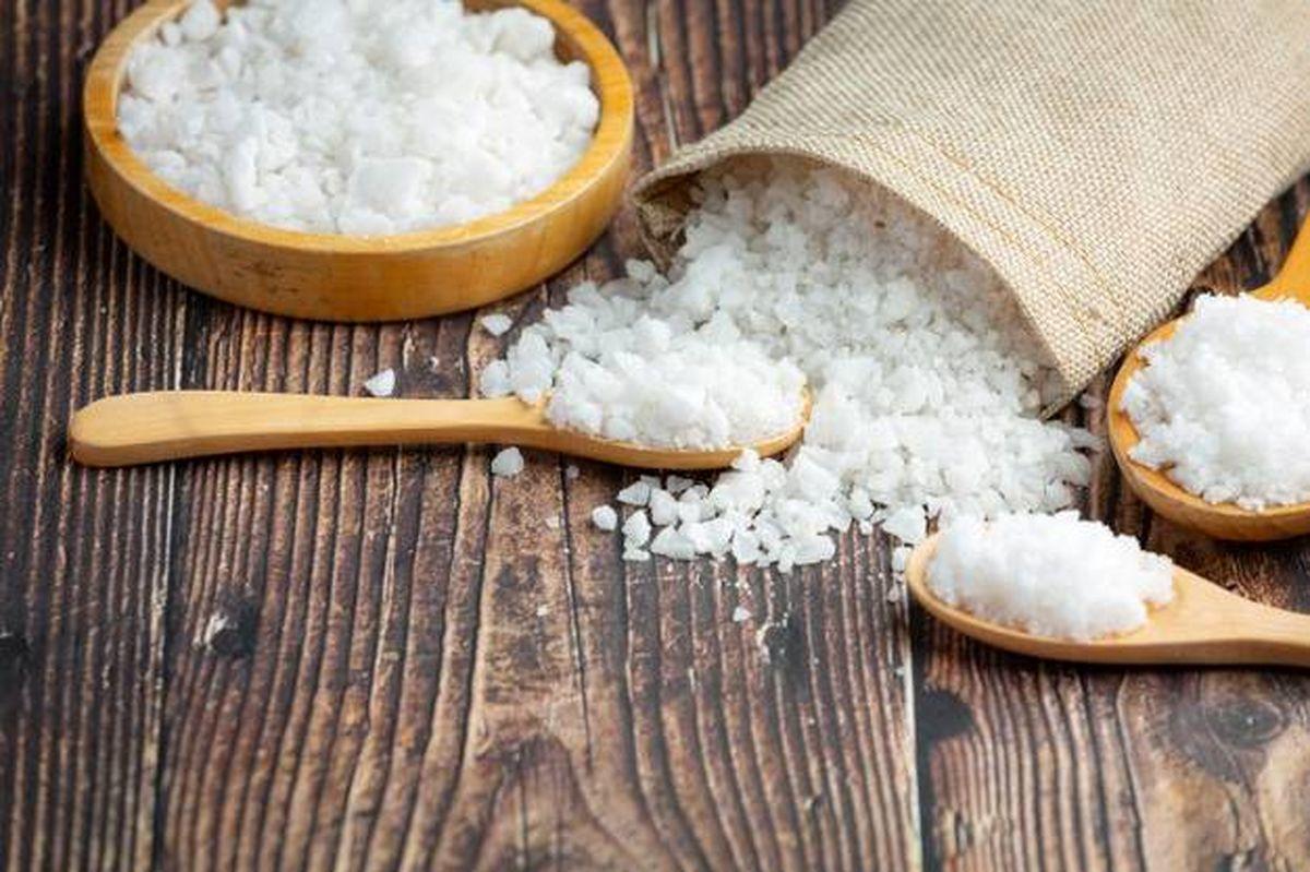 تاثیر مثبت  و باورنکردنی نمک در مبارزه با رشد تومورها
