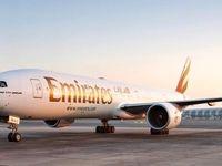 نگاهی به هواپیما بوئینگ لوکس 777 امارات! +فیلم