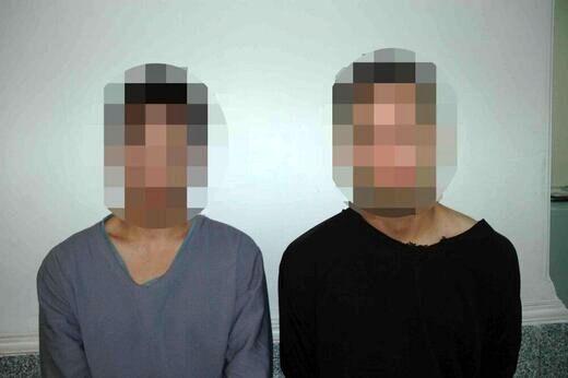 باند زورگیران عابربانکی به دام افتادند