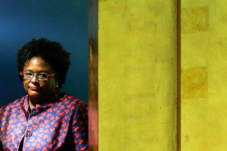 زنان رهبر جهان باربادوس