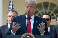 ترامپ ترفند نفتا را در برابر ایران به کار میگیرد؟