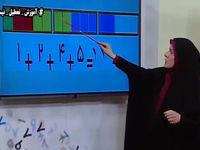 جدول برنامه معلمان تلویزیونی در ۱۵ خرداد