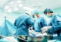 تومور ۲کیلویی از ریه زنی باردار خارج شد