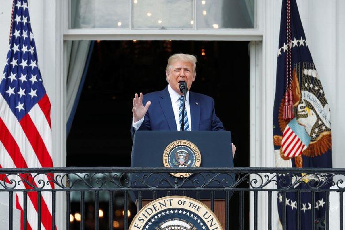 ترامپ: سه یا چهار بار نامزد جایزه صلح شدم باور میکنید!