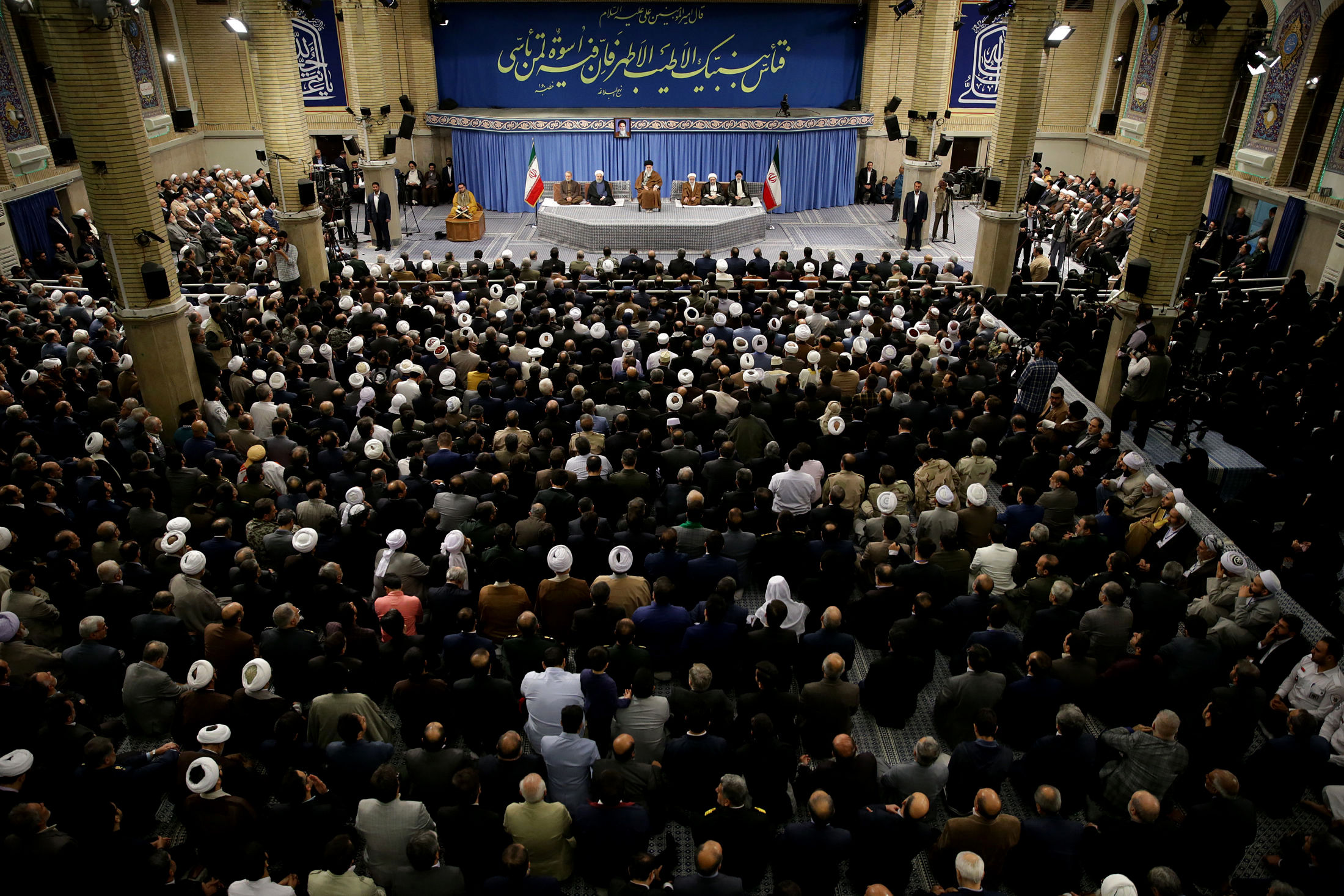 مهمانان کنفرانس وحدت اسلامی