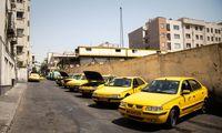 ۲۴۲هزار دستگاه تاکسی فرسوده در کشور تا سال۱۴۰۰