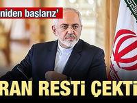 هشدار ظریف به آمریکا در صدر اخبار رسانههای ترکیه