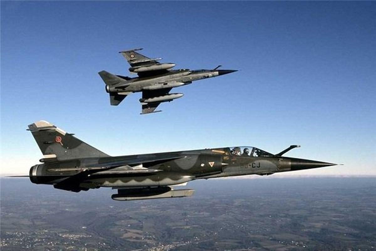 آمریکا در سوریه حمله هوایی انجام داد