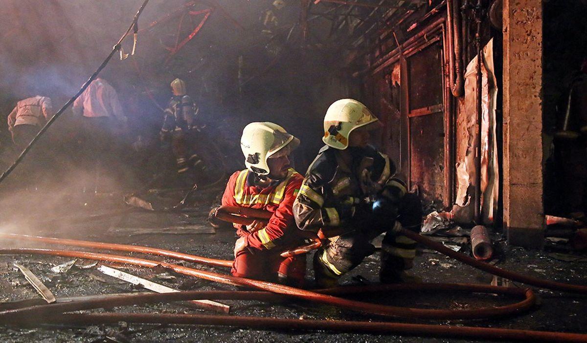 انفجار مرگبار سیلندر گاز