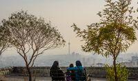 هوای پایتخت پاک شد