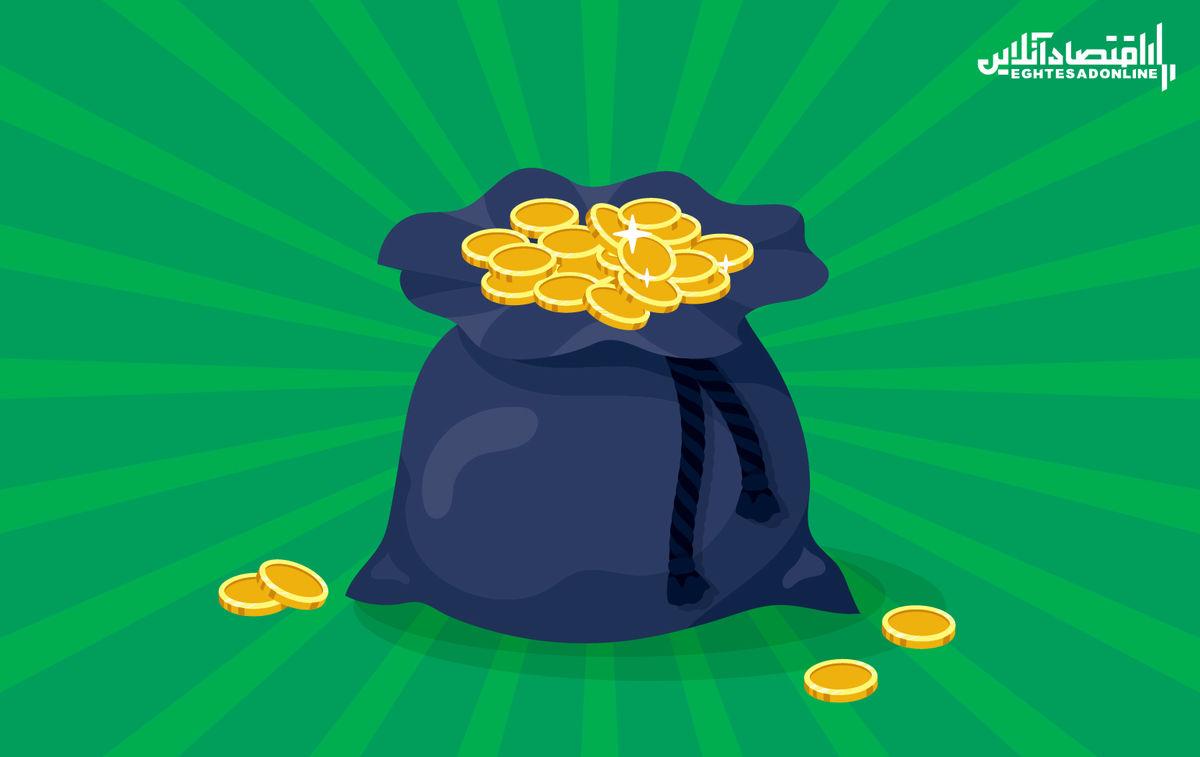 سکه ۳۰۰هزار تومان گران شد! (عصر ۹۹/۴/۱۷)