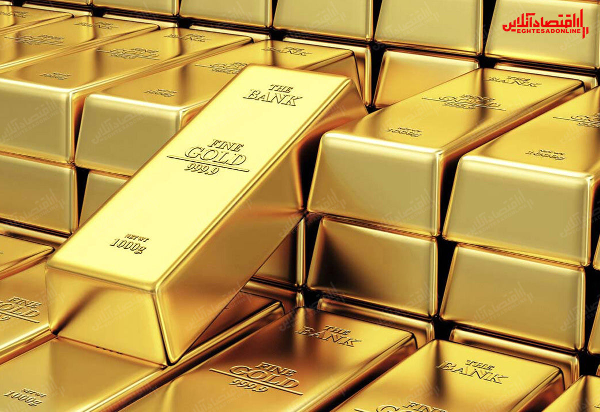 نمایش ضعیف طلا علیرغم سقوط بازارهای سهام