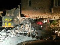 اولین تصاویر از خسارات زلزله ۵.۹ریشتری کرمانشاه +عکس