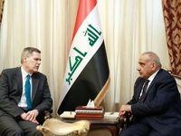 آمریکا عراق را به محرومیت از درآمدهای نفتی تهدید کرد