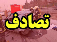 ۶کشته بر اثر برخورد زانتیا با پژو در کرمانشاه