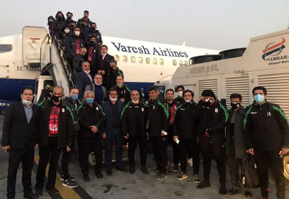 سوء مدیریت فدراسیون فوتبال این بار در تاجیکستان