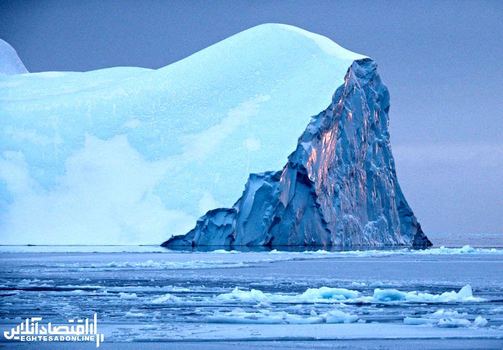 تصاویر زیبا از گرینلند