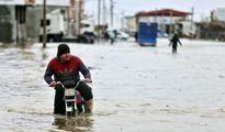 روستاهای گلستان زیر آب رفتند