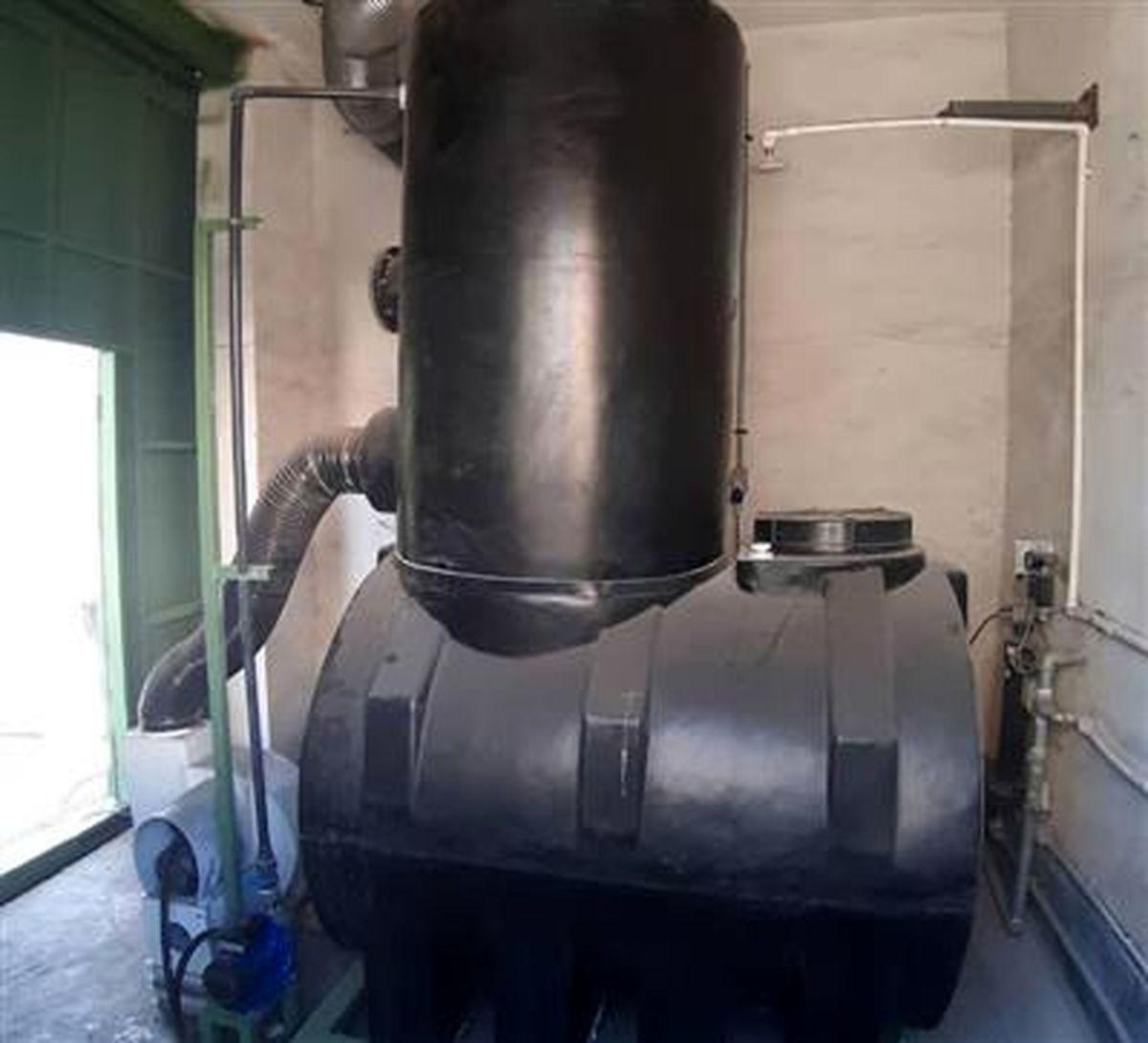 بهینه سازی و ارتقای ایمنی اتاقکهای تزریق گاز کلر