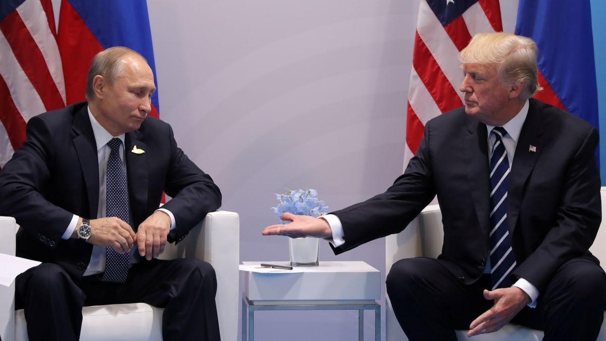 تبانی ترامپ و پوتین برای اخراج ایران از سوریه؟