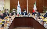 برگزاری جلسه شورای مدیران و معاونین شرکت نفت ایرانول آذرماه۹۹