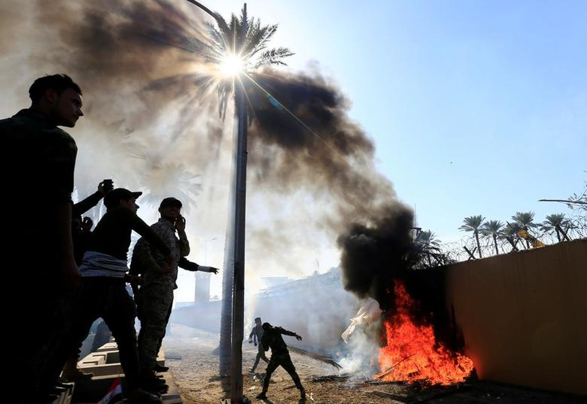 وقوع 3انفجار در بغداد