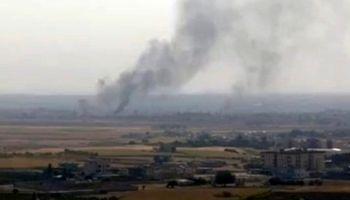 پنتاگون: توپخانه ترکیه نیروهای آمریکایی را در شمال سوریه هدف قرار داد