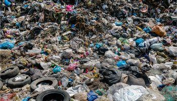 وضعیت عجیب جنگل کیانشهر در محاصره زبالهها+تصاویر