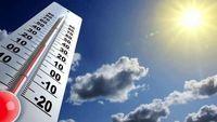 کاهش ۷ تا ۱۰ درجه ای دما در استان تهران