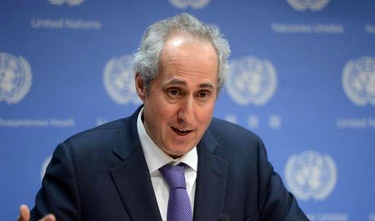 واکنش سازمان ملل متحد به عدم صدور ویزا ظریف
