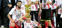دیدار سوپر جام فوتبال ایران + عکس