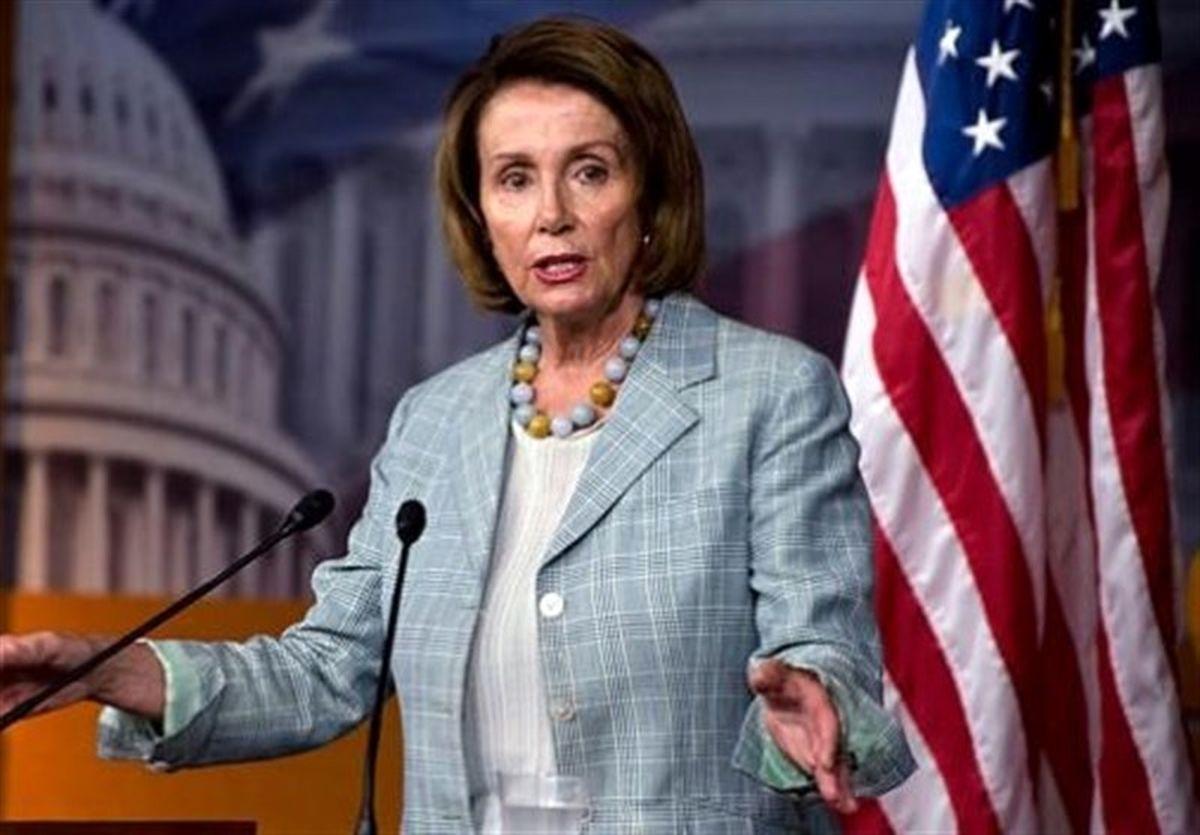 نانسی پلوسی: جورج فلوید شهید است