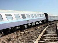 علت حادثه خروج قطار قزوین - تهران مشخص شد