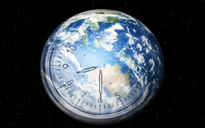 برگزاری مراسم بین المللی ساعت زمین در ایران +فیلم