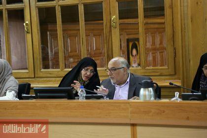 تصاویر اختصاصی اقتصاد آنلاین از جلسه ارائه برنامه شهردار تهران (۲)