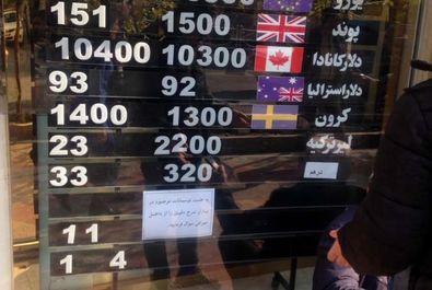 بازار ارز 7 آذر