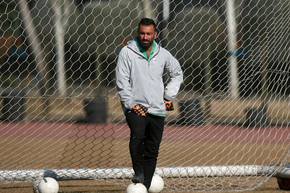 یک فوتبالیست دیگر هم درگیر کرونا شد +عکس