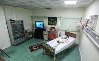 اتاق سی.سی.یو که امام خمینی(ره) در آن بستری بودند +تصاویر