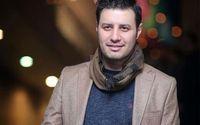 جواد عزتی روی فرش قرمز اختتامیه ونیز +عکس