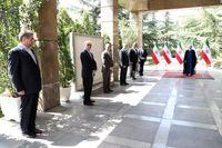 سفرای جدید ایران با روحانی دیدار کردند