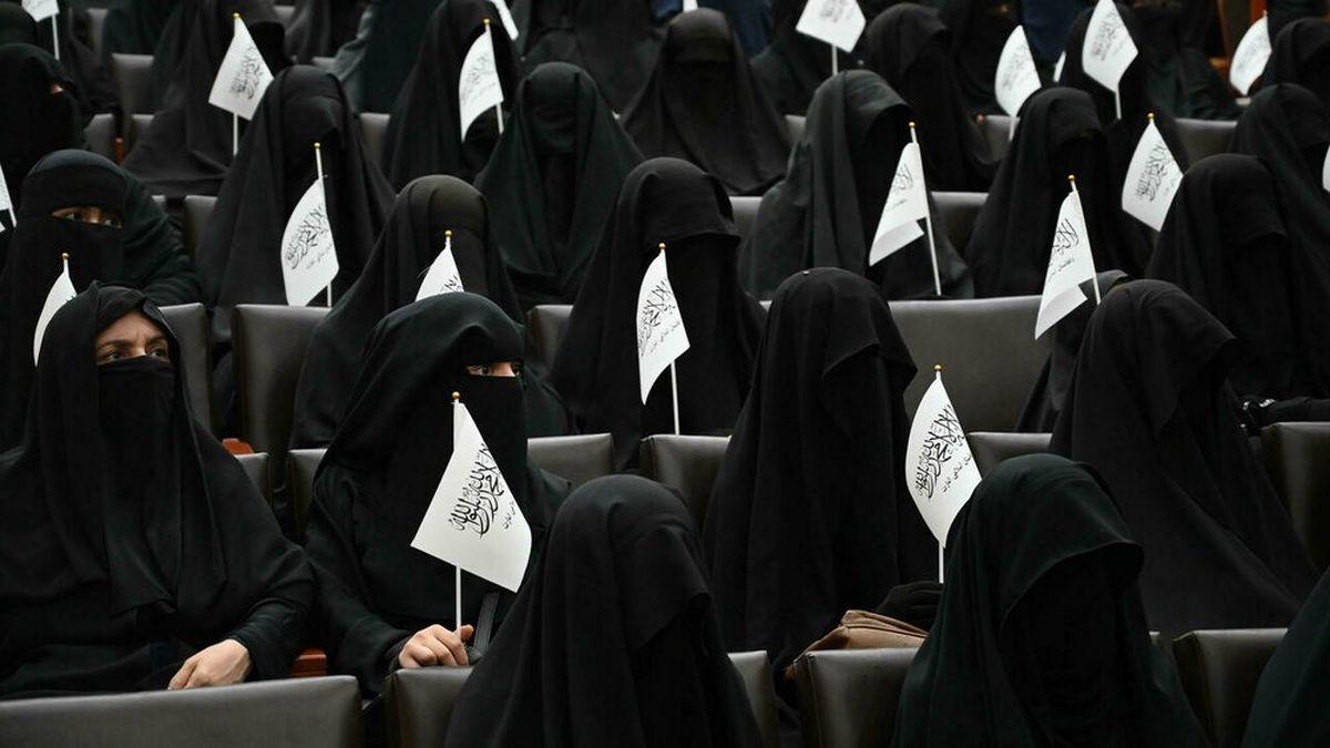 تفکیک جنسیتی در دانشگاه های افغانستان / عدم تحقق وعده های طالبان در مورد زنان