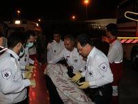 تعداد مصدومان زلزله تهران به ۲۰ نفر رسید