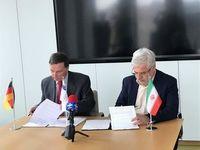 همکاری ایران با با بیمه حوادث اجتماعی آلمان