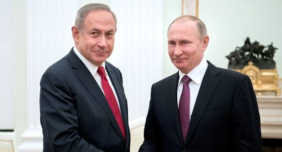 تماس تلفنی نتانیاهو با پوتین