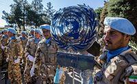 نظامیان کلاه آبی ایران را بشناسید! + عکس