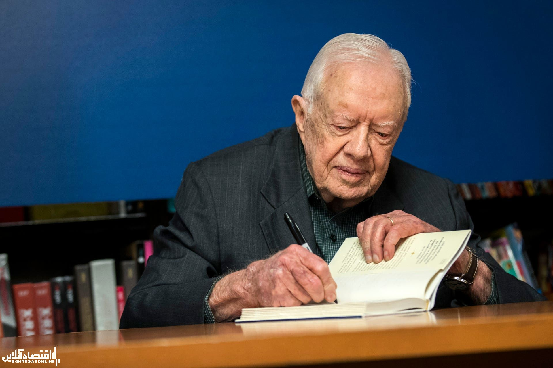 Jimmy Carter turns 95. His life in pictures